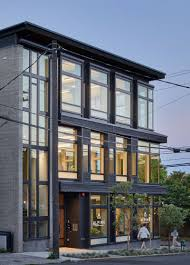 building a new house finne architects design a new live work building in seattle