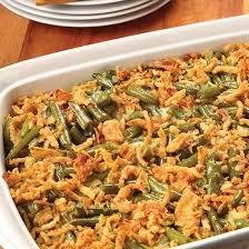 green bean casserole cook diary