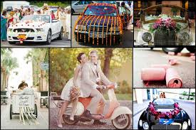 Wedding Car Decorations Wedding Car Decoration 25 Fancy Ideas To Getaway In Style