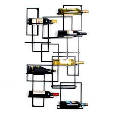 Decorative Wine Racks For Home Furniture Enchanting Table Material Ideas With Butcher Block