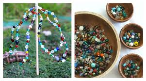 garden crafts for plus other nature arts and crafts ideas