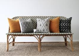 miami bench seating 6 in stock naturally cane rattan and