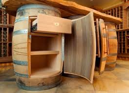 whiskey barrel table for sale inspiration for wine barrel cabinets we sell used whiskey barrels