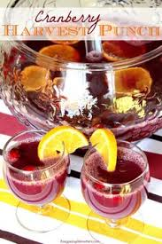 apple harvest punch for fall and entertaining