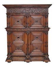 Antique Kitchen Cabinet With Flour Bin Antique Cabinets U0026 Cupboards 1800 1899 Ebay