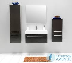 Bathroom Vanities Grey by Modern Wall Hung Bathroom Cabinet Grey Contemporary Wall Hung