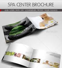 spa brochure templates free u0026 premium templates creative template