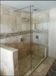 Glass Shower Door Options Best Support Bar Options For Our Frameless Shower