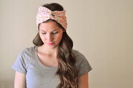 infinity headband 3 diy turban tutorials