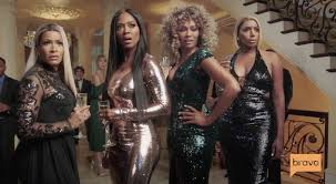 watch u0027the real housewives of atlanta u0027 deal with the undead in