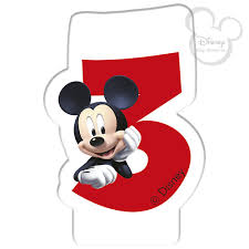 mickey mouse birthday discounts disney mickey mouse birthday candle age 3 jewelry