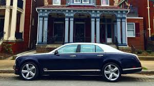 navy blue bentley bentley mulsanne speed quick review the drive