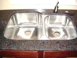Moen Undermount Kitchen Sinks - moen 60 40 kitchen sink stainless steel topmount undermount double
