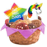 get well soon cookies get well gifts l get well soon gift baskets cookies by design