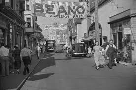 commercial street provincetown summer of 1937