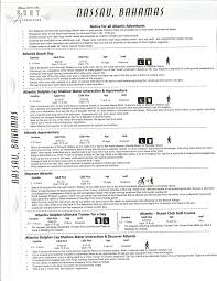 Disney Resume Example by Disney Dream Navigators