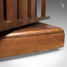 Revolving Bookcases Vinterior Vintage Midcentury Antique U0026 Design Furniture