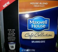 Blend K Cups Maxwell House House Blend K Cup Review