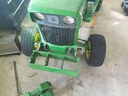 john deere 140 front suitcase weight bracket john deere tractor