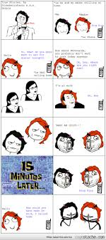 Rage Meme Comics - 15 hysterical true story guy moments rage comics ragestache