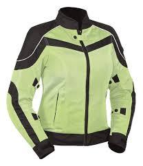 motorcycle gear jacket bilt techno hi viz women u0027s jacket cycle gear