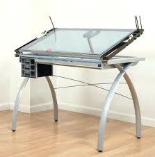 Chrome Office Desk Chrome And Glass Desk Large Size Of Office Desks Black Modern