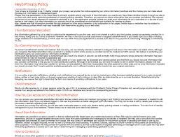 privacy policy privacy policy template generator free 2017