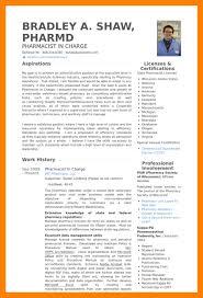 Pharmacist Skills Resume 11 Pharmacy Cv Example Care Giver Resume