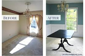 wainscoting for dining room dining room wainscoting dining room before and after wainscoting get