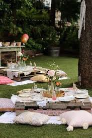 Backyard Themes A Southern Backyard Brunch Vaulting Galleries And Photography