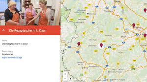 Google De Maps So Lecker Schmeckt Der Südwesten Gut Zu Wissen Landesschau