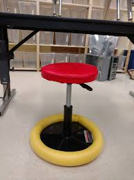 classroom wobble stool 6 steps with pictures