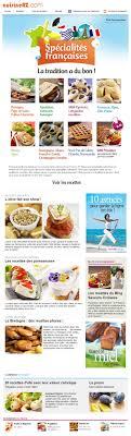 menu cuisine az galerie de newsletters sur le thème the mailing book