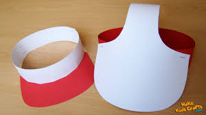 how to make a paper cap diy youtube