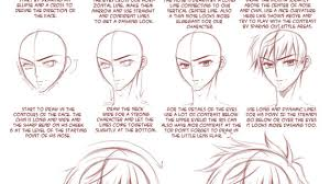shonen hairstyles anime boy drawing tutorial anime hairstyles for guys draw anime