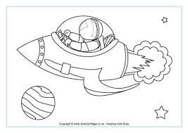 ideas rocket ship coloring resume shishita