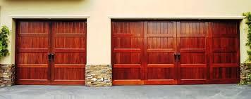Wood Overhead Doors Solid Wood Garage Doors Heishoptea Decor Finding Wooden Garage