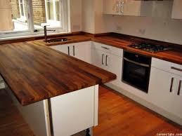 Kitchen Countertop  Backsplash Trends  Custom Contracting Inc - Butcher block backsplash