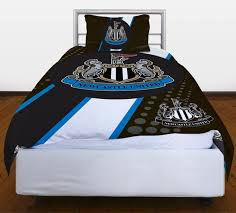 Manchester United Bed Linen - newcastle united single size bedding duvet cover set