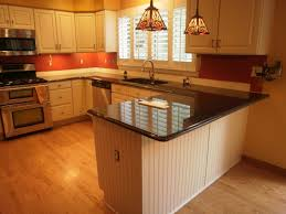 Kitchen Cabinet Inside Designs With Peninsula Black Kitchen Cabinets U Shaped Kitchen Glass