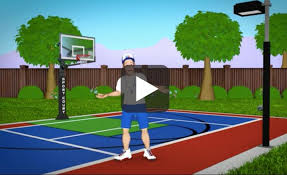 Backyard Basketball Court New Home Sport Court Of Massachusetts