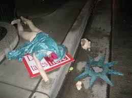 kazzy u0027s ponderings day 230 mannequin crime scene