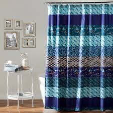 Navy Blue Bathroom by Royal Empire Shower Curtain Blue Home Bed U0026 Bath Bath Bathroom