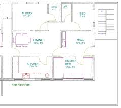 Vastu Floor Plans North Facing South Facing House Plan According To Vastu House Interior