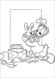 coloring pictures daisy duck coloring pages kids