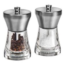 cole and chester salt and pepper gift set dunelm