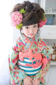 japanese kimono little kimono japan 空桃 そらもも art