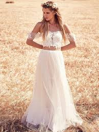wedding boho dress boho wedding dresses free s wedding dress collection