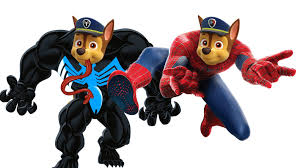 paw patrol venom spider man coloring pages venom coloring pages