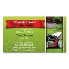 Lawncare Business Cards Landscaping And Lawn Care Business Card Lawn Care Business Lawn